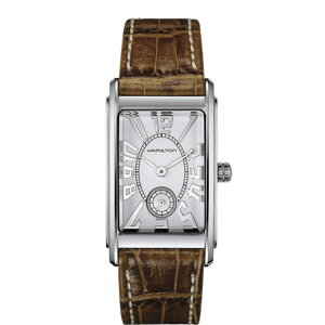 Hamilton American Classic Ardmore H11411553 watch ladies HAMILTON TIMELESS CLASSIC ARDMORE leather strap