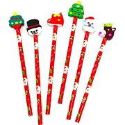 スノーキッズ えんぴつ クリスマス おもちゃ