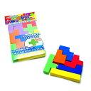 スポンジブロックパズル 25個入【 子供会 縁日 お祭り 夏祭り 子ども会 子供会 自治会 知育 知育玩具 パズル】