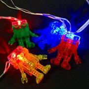 ロボット ペンダント おもちゃ ブレスレット 光りもの