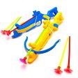 クロスボウアローガン【ご注文単位は12個単位でお願いします。】景品 玩具 縁日 おもちゃ ピストル お祭り イベント 子供会 ガン 鉄砲