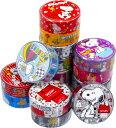 スヌーピーマスキングテープ 32個入【景品 子供 おもちゃ 縁日 お祭り 子供会 イベント】