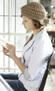 作品♪212ss-24ベレー帽