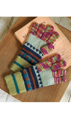 作品♪214w-175本指の手袋