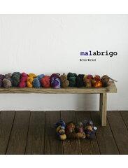 世界的に有名な毛糸メーカー!《MALABRIGO》毛糸 ピエロ♪編み物・手編み・手芸【421】MALABRIGO (マラブリゴ) Worsted [毛(メリノウール)100%]
