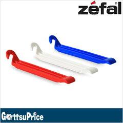 【在庫あり】ZEFAL ゼファール 020004 タイヤレバーセット トリコロール 3本入り