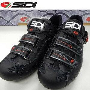 【送料無料】SIDI(シディ)ジェニウス5FITカーボン(BLK/BLK)シューズ