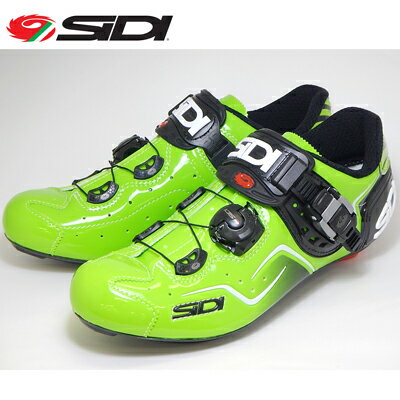 【自転車シューズ】SIDI(シディ)カオスKAOS(グリーン)サイクルシューズ【送料無料】02P31Aug14