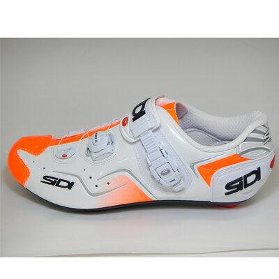 【自転車シューズ】SIDI(シディ)カオスKAOS(オレンジ)サイクルシューズ【送料無料】02P31Aug14