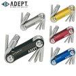 ADEPT アデプト シャード 6 6ツール携帯工具