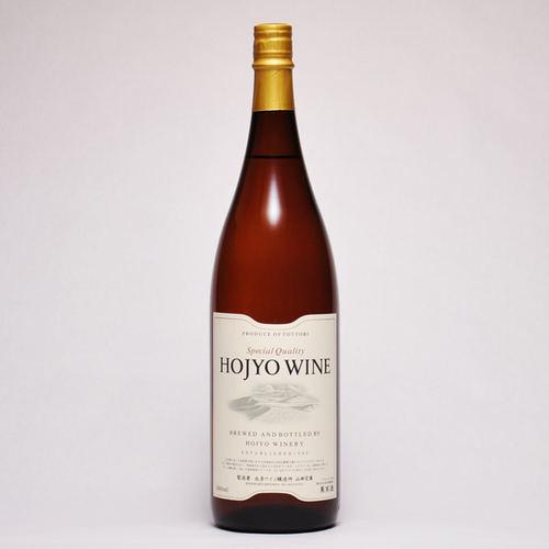 北条ワイン 白 1800ml 鳥取 ワイン ギフト お歳暮 父の日 お中元