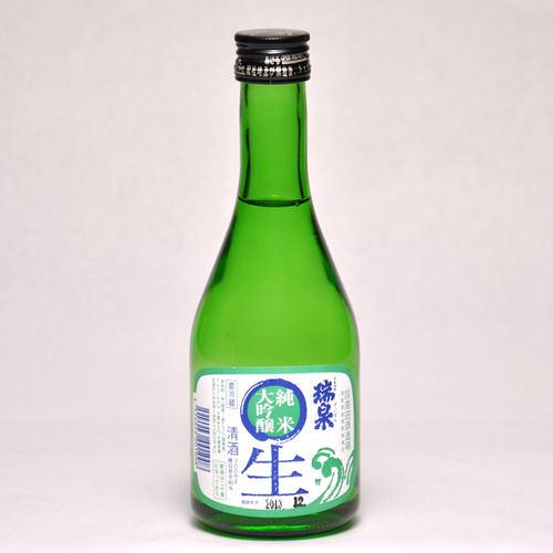 瑞泉 純米大吟醸 生酒 300ml 要冷蔵 日本酒 鳥取 地酒