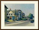 ホッパー・「Sun-on-Prospect-Street」