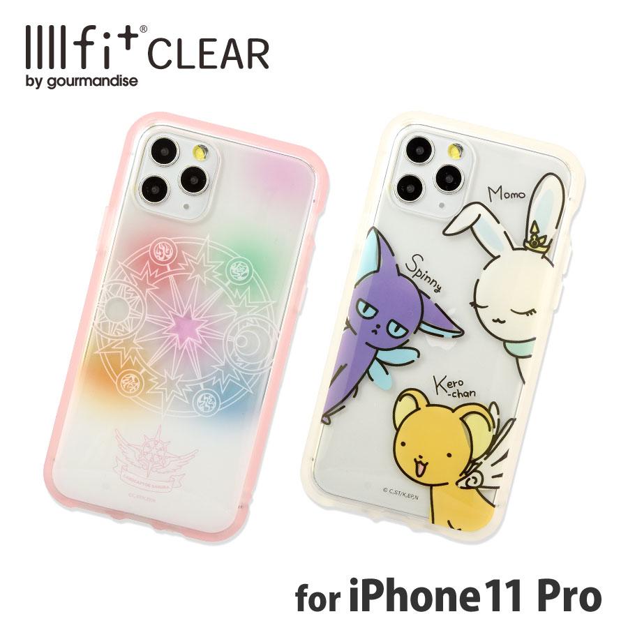 スマートフォン・携帯電話アクセサリー, ケース・カバー  IIIIfit (clear) iPhone11 Pro