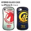 機動戦士ガンダムUC iPhone8/7/6s/6対応ハイブリッドガラスケース