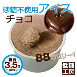 砂糖不使用アイス(チョコ)1