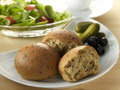 糖質オフ・糖類ゼロ・糖質制限ダイエット中の方にオススメ。小麦ふすま使用。低糖質ごまパン【...