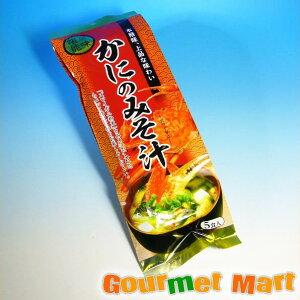 ズワイガニ かにのみそ汁 蟹汁 6食入 【keyword0323_instantfood】