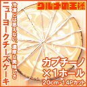 ニューヨークチーズケーキ カプチーノ ホール910g 14カット 直径約20cm 【NYチーズケーキ