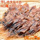 ほたるいか 素干し 干しホタルイカ40尾×1パック シーズン最盛期の富山産ほたるい...