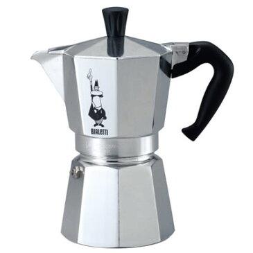 モカエキスプレス#6(6杯用)/Bialetti/グルメコーヒー豆専門加藤珈琲店