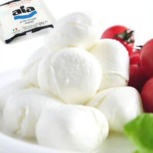 水牛の乳で作った本格派モッツァレラ!【モッツァレラブッファラ・ボッコンチーノ250g】カプレ...