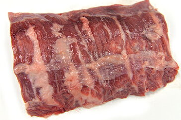焼肉・串焼きに!【桜肉ハラミ(霜降り)】馬肉(冷凍・不定貫/約300g/1kgあたり6930円)