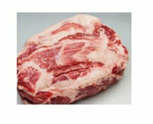冷凍イベリコ豚 セボネックサイド肩ロース 約1.3Kgブロック/豚肉/表示価格は1本あたりおよそ2275円ですが目方売り商品ですのでお支払い価格が変わります。