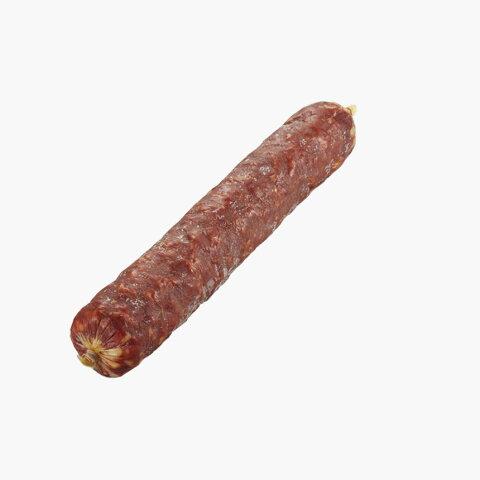 サラミ ナポリ 約800g(冷蔵)/表示価格は1kg当たりです。1本あたりおよそ2880円ですが目方売り商品ですのでお支払い価格が変わります。