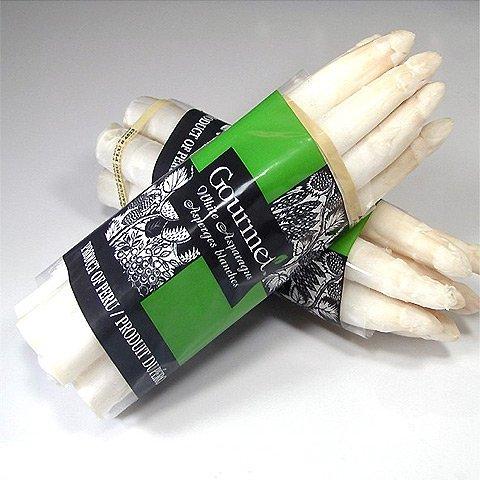 ペルー フレッシュ ホワイト・アスパラ ジャンボ 4.95Kg入 (冷蔵)/ケース販売/野菜
