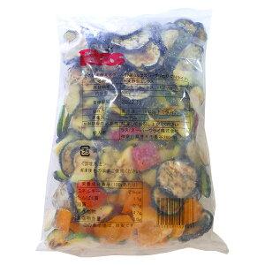 業務用 冷凍グリル野菜ミックス(パプリカ乱切りタイプ) 500g