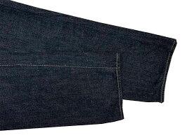 鬼デニム(ONIデニム)ONI-0221NIXX-SV15.5oz天然藍XXバックポケット鬼ビッチモデルリラックスストレート(赤鬼type)2019年Typeワンウォッシュ