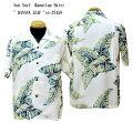 """SunSurf(サンサーフ)HawaiianShirt(アロハ)ショートスリーブ""""BANANALEAF""""ss-37458-17SSメンズアメカジ男性半袖アロハ日本製国産"""