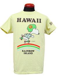 "SunSurf(サンサーフ)SunSurf×Peanutsb""RAINBOW""半袖Tシャツ2018年モデルSS78115-18SS【クリックポスト対応商品(メール便(日本郵便))】"