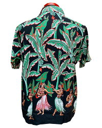 """SunSurf(サンサーフ)SPECIALEDITION(スペシャルエディション)HawaiianShirt(アロハ)ショートスリーブ""""BANANATREES""""SS-38202-19SSメンズアメカジ男性半袖アロハ日本製国産"""