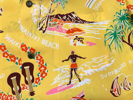 "SunSurf(サンサーフ)ShortsleeveHawaiianShirt(半袖アロハ)""SOUTHSEATRIP""SS38578-21SS"