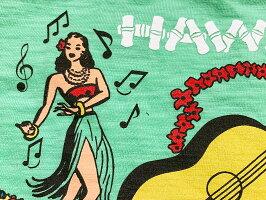 "SunSurf(サンサーフ)THESINGINGSURFRIDERSShortsleevet-shirt""SONGOFHAWAII""SS78793-21SS"