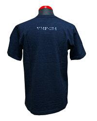 "BUZZRICKSON'SバズリクソンズSLUBYARNT-SHIRT""VMF-214SWASHBUCKLERS""半袖Tシャツ2021年モデルBR78734-21ssメンズアメカジ男性半袖Tシャツ"