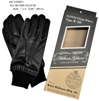 "BUZZRICKSON'S(バズリクソンズ)WILLIAMGIBSONCOLLECTIONBLACK""A-10GLOVE""BR02153"
