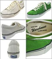 WareHouse(ウェアハウス)Lot3400LOWCUTSUEDESNEAKERWh3400メンズアメカジ男性スニーカー靴スエードローカット