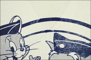 "TOYSMcCOY(トイズマッコイ)MILITARYTEESHIRTTOM&JERRY""CIVILAIRPATROL""TMC1813-18SS「P」メンズアメカジ男性半袖Tシャツ"