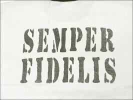 "TOYSMcCOY(トイズマッコイ)TAXIDRIVERTEESHIRT""SEMPERFIDELIS""TMC1807「P」メンズアメカジ男性半袖Tシャツ"
