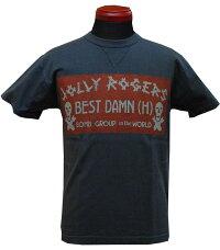 "TOYSMcCOY(トイズマッコイ)MILITARYTEESHIRT5THAIRFORCE""JOLLYROGERS""TMC1830「P」メンズアメカジ男性半袖Tシャツ"