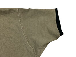 "TOYSMcCOY(トイズマッコイ)JOHNNYRINGERTEE""DURABLEONESTAR""TMC2118「P」メンズアメカジ男性半袖Tシャツ"