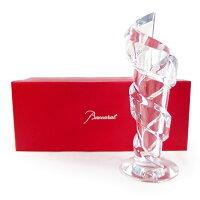 バカラBACCARAT花瓶ベーススパイラルSPIRALEMサイズ#2612026送料無料