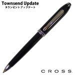 CROSSクロスタウンゼントアップデートTOWNSENDUPDATEブラックラッカーロジウムプレートボールペンAT0042TW-4【DM(メール)便NG】