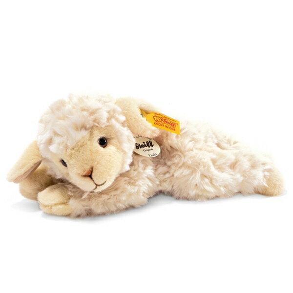 おもちゃ, ぬいぐるみ  Steiff 22cm Steiffs little friend Linda lamb 280030