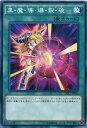 黒・魔・導・爆・裂・破(ブラック・バーニング) ノーマル DP17-JP025 属性 通常魔法【遊戯王カード】