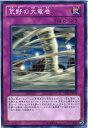 荒野の大竜巻 ノーマル YSD5-JP031 【罠カード】 【遊戯王カード】