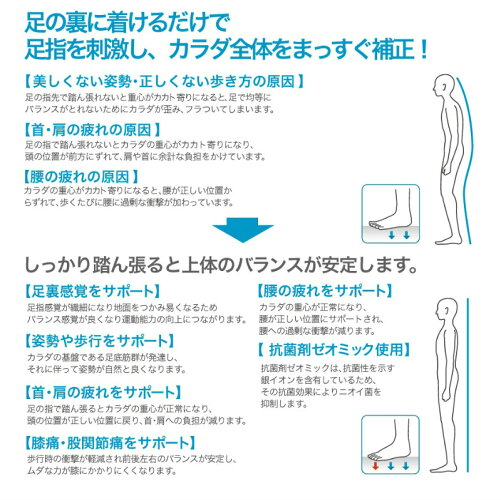 トゥグリッパーブラックシリカ遠赤発熱デューク更家推奨指間パット飛距離アップ姿勢猫背骨盤矯正足ツボつけるだけ浮き指足指をサポート正しい歩行膝痛や腰痛をサポート【送料無料】